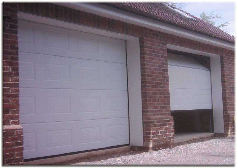 Garage doors choose from wooden and steel designs for Golf cart garage door prices
